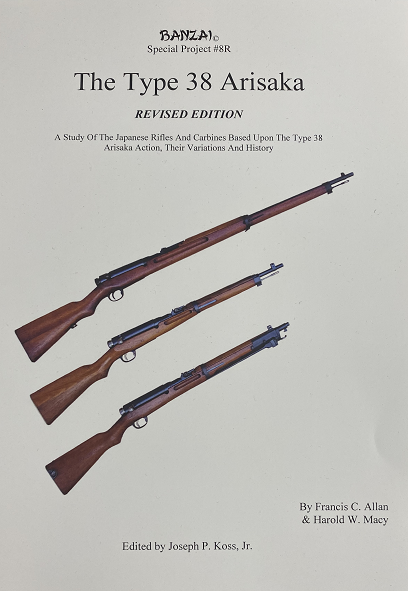 The Type 38 Arisaka Bookcover